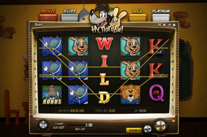 No Deposit Casino Guide image of Nu Pogodi