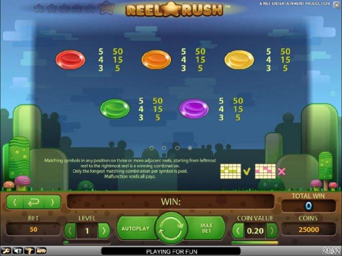 Reel Rush screenshot