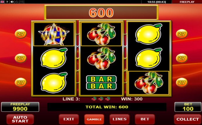 Hot 27 by No Deposit Casino Guide