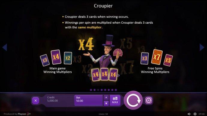 No Deposit Casino Guide image of Marioni Show
