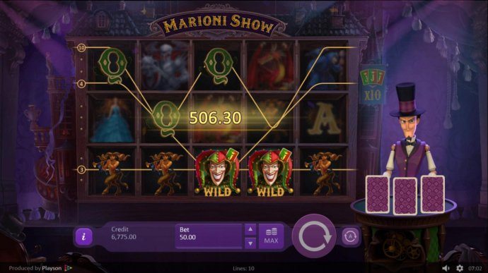 Images of Marioni Show
