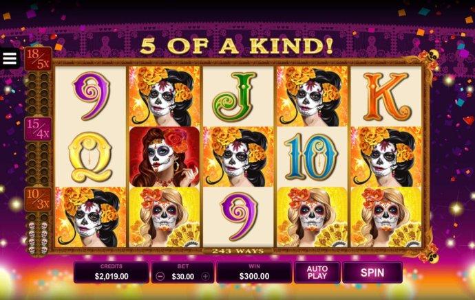 Beautiful Bones by No Deposit Casino Guide