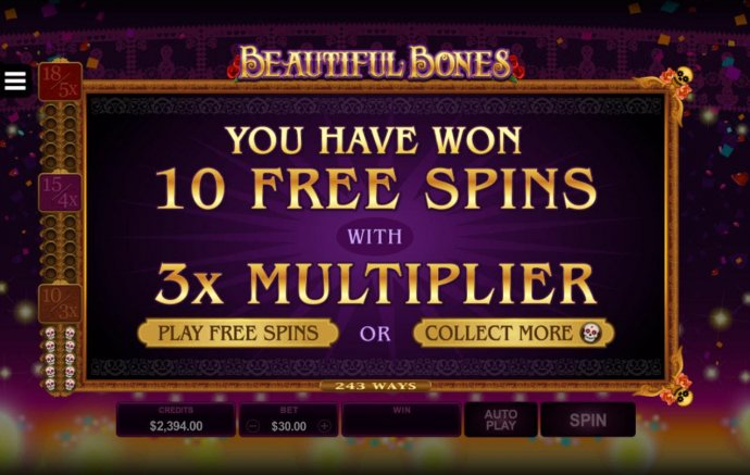 Beautiful Bones screenshot