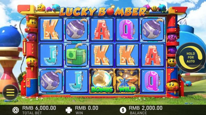 No Deposit Casino Guide image of Lucky Bomber