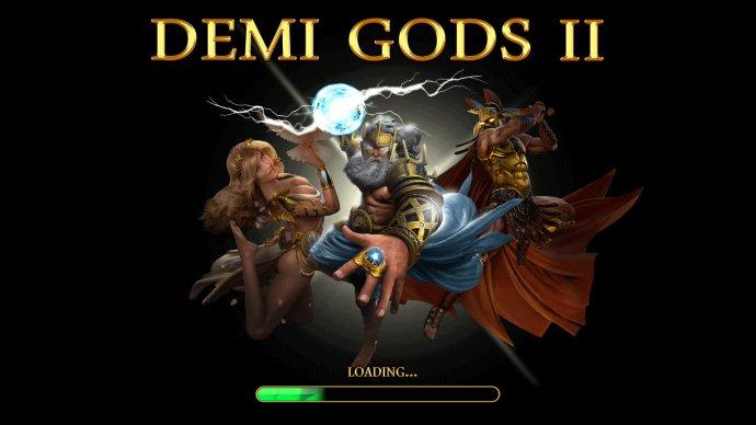 Demi Gods II screenshot