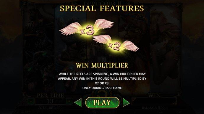 Win Multipliers - No Deposit Casino Guide