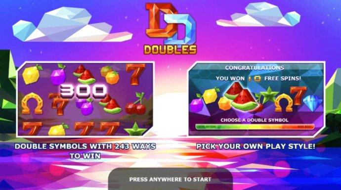 Doubles screenshot