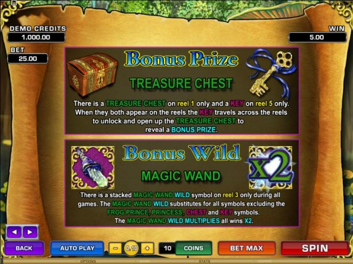 No Deposit Casino Guide image of Magic Charms