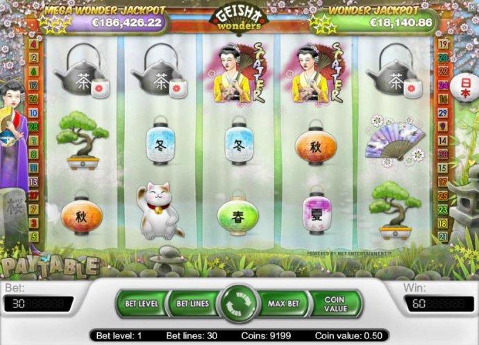 Geisha Wonders by No Deposit Casino Guide