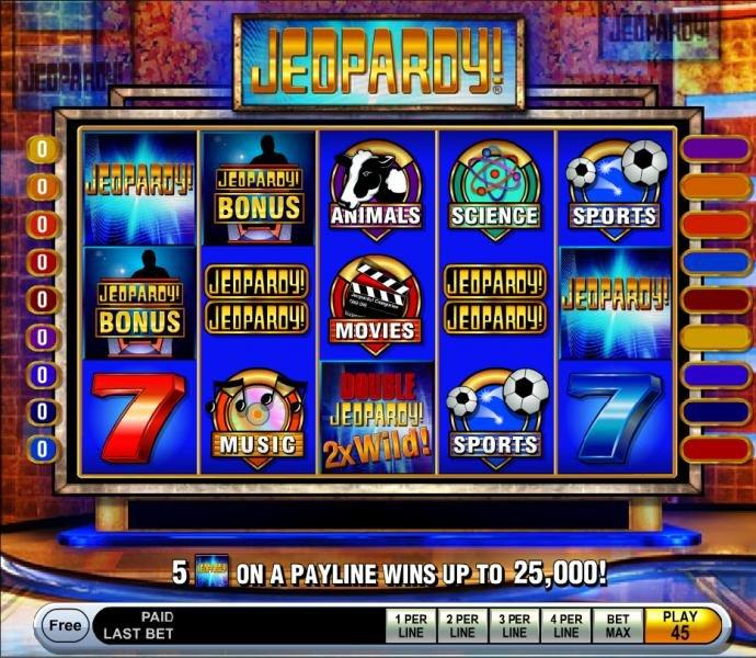 Jeopardy by No Deposit Casino Guide