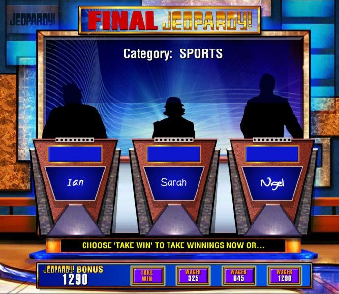 Images of Jeopardy