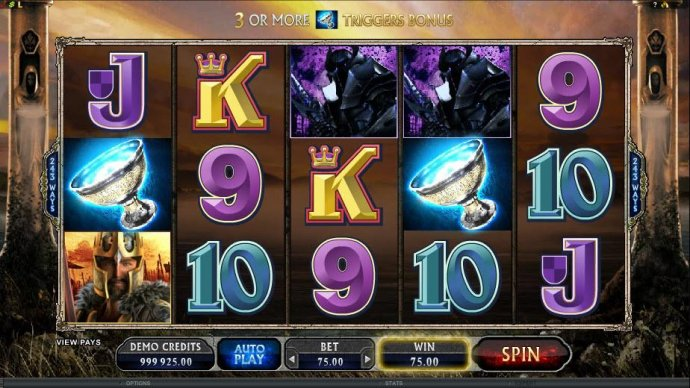 No Deposit Casino Guide image of Avalon II The Quest for the Grail