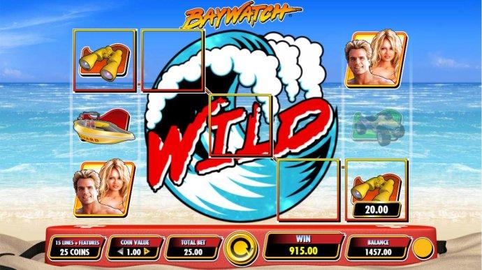 No Deposit Casino Guide image of Baywatch