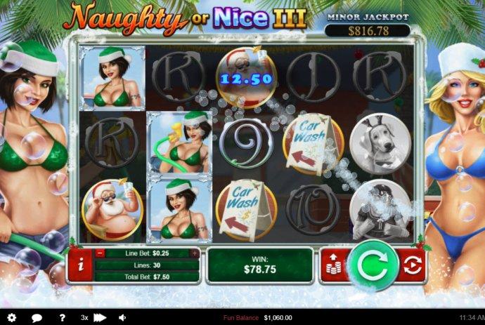 Images of Naughty or Nice III