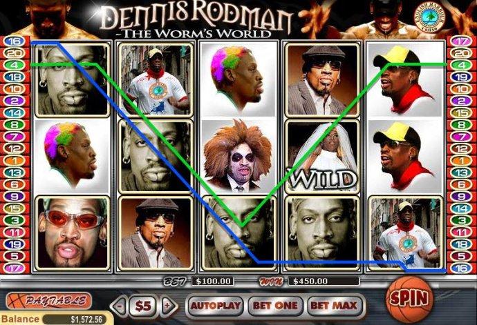 Images of Dennis Rodman