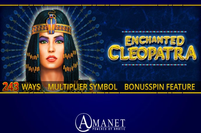Enchanted Cleopatra by No Deposit Casino Guide