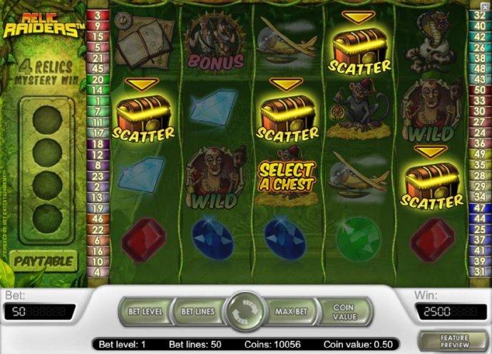 No Deposit Casino Guide image of Relic Raiders