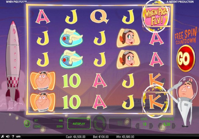 When Pigs Fly by No Deposit Casino Guide