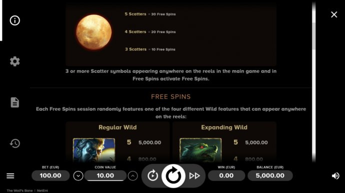 No Deposit Casino Guide - Scatter Symbol Rules